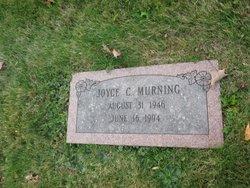 Joyce C. <i>Carlson</i> Murning