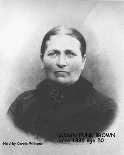Susan Adeline <i>Funk</i> Brown