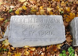 Alice Minerva <i>Feather</i> Bingaman