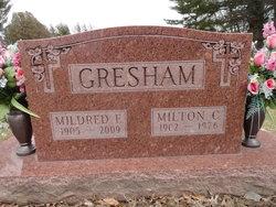 Milton Clair Gresham