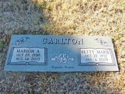 Betty Marie <i>Phillips</i> Carlton