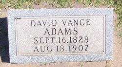 David Vance Adams