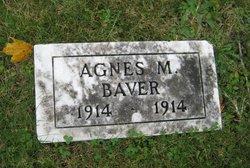 Agnes Marie Baver