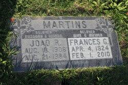 Frances <i>Galante</i> Martins