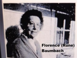 Florence Heddy Baumbach