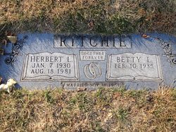 Herbert l Ritchie