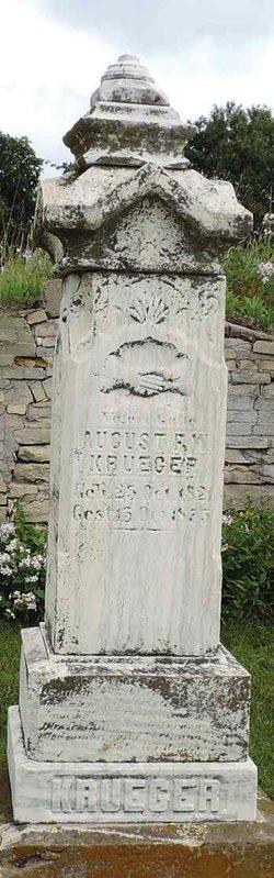 August F W Krueger