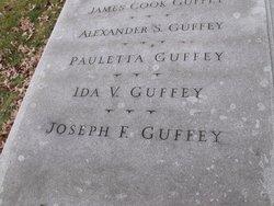Joseph Finch Guffey