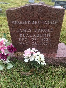 James Harold Blackburn