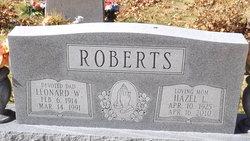 Hazel L. Roberts