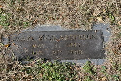 Mary Ross <i>Steele</i> Anderson
