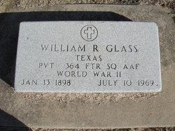 William R Glass