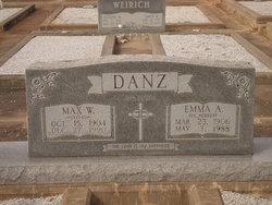 Emma Anna <i>Herbort</i> Danz