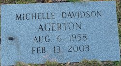 Michelle Lyn <i>Davidson</i> Agerton