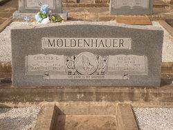 Hilda Olga <i>Becker</i> Moldenhauer