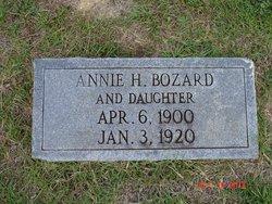 Annie <i>Hungerpeler</i> Bozard