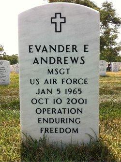 Sgt Evander Earl Andy Andrews