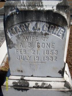 Mary J. Cone