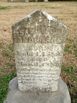 Samuel M Anderson