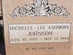 Michelle Lee <i>Ashmore</i> Johnson