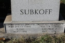 George J. Subkoff