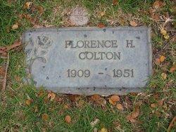 Florence Henrietta <i>Long</i> Colton