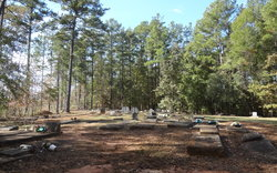 Ellis Chapel Baptist Church Cemetery