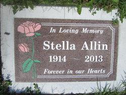 Stella May <i>Keating</i> Allin