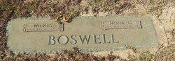 Nona C Boswell