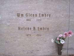 William Glenn Embry