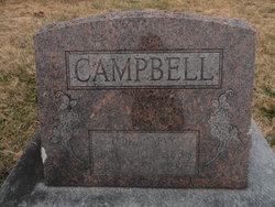 Cora May <i>Blystone</i> Campbell