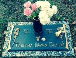 Tabitha Dawn <i>Pewitt</i> Black