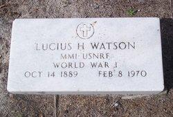 Lucius Hampton Colonel Watson