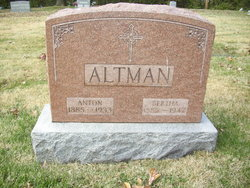 Bertha <i>Scheer</i> Altman