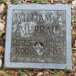William Ervin Cap Murrah