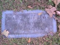 Alfred Rolfe Burks