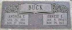 Ellenor Anonda <i>Taylor</i> Buck