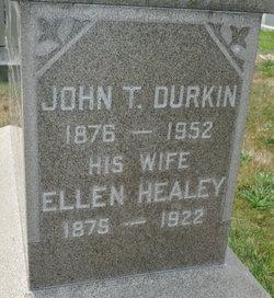 John T Durkin