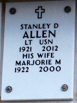 Lieut Stanley D Allen