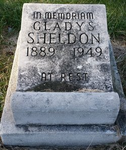 Mabel Gladys <i>Gardiner</i> Sheldon