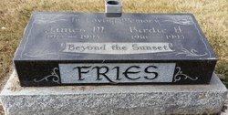 Birdie Helen <i>Forbes</i> Fries
