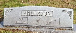 Edna L <i>Cantrell</i> Anderson