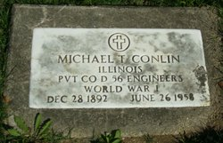 Michael Thomas Conlin