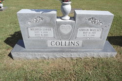 Mildred Louise <i>Collins</i> Collins