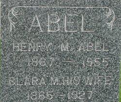 Henry Milton Abel