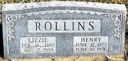 Sarah Elizabeth Lizzie <i>Carman</i> Rollins