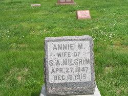 Anna Marie <i>Taylor</i> Milgrim