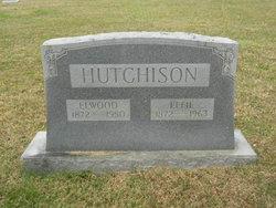 Elwood W Hutchinson