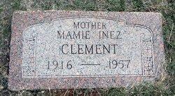 Mamie Inez Clement