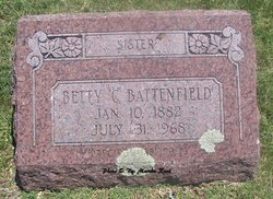 Bettie Council Battenfield